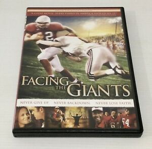 Facing The Giants DVD Special Collector's Edition US Import Region 1
