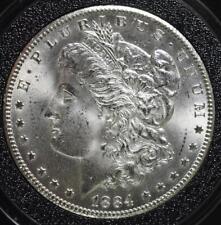 1884-CC Morgan Silver Dollar,  FREE SHIPPING!!!!! MDL79