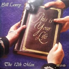 THE 12TH MAN CD BILL LAWRY THIS IS YOUR LIFE FREE POST IN AUSTRALIA