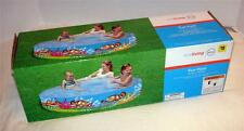 """TrueLiving """"Fun Pool"""" Kid's Pool - 72"""" x 15"""" - Ages 3 & Up - New In Sealed Box"""