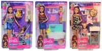 Barbie Skipper Babysitter-Puppe, Spielset mit Baby Puppe und diversem Zubehör