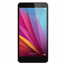 Huawei Honor 5X 16GB Unlocked GSM 4G LTE Octa-Core Phone w/ 13MP Camera - Gray