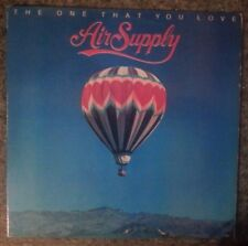 ORIGINAL 1981 - AIR SUPPLY - THE ONE THAT YOU LOVE - Vinyl Record LP