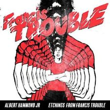"""Albert Hammond Jr. Etchings From Francis Trouble 10"""" LP RECORD STORE DAY 2018"""