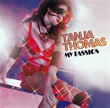 "TANJA THOMAS (""MICHELLE"") : MY PASSION / CD - NEU"