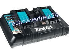 Makita Doppel Schnell-Ladegerät DC18RD mit USB 14 - 18V