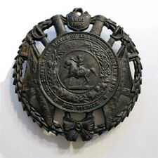 Metal cast iron stand. Very old. Deo Vindice.The Confederate States of America