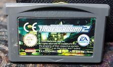 GameBoy Advance Modul Need for Speed Underground 2  GBA Spiel