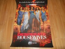 DESPERATE HOUSEWIVES  large poster 27 x 40