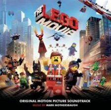 Lego Movie [Original Motion Picture Soundtrack] (CD)