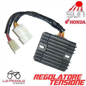 V634100198 REGOLATORE DI TENSIONE SUN HONDA CBR 600 RR 2003 2004 2005 2006