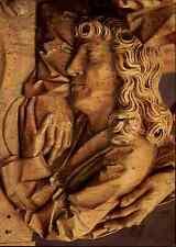 Religion Motiv-Postkarte Gnadenbild Blutaltar Jakobskirche in 8803 Rothenburg
