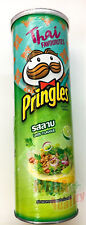 Pringles Hot And Spicy LARB THAI Flavored Potato Chips Snack 107g