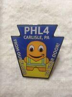 *RARE CUSTOM* Amazon Peccy pin PHL4 (PA) Keystone State symbol, slogan