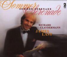 "RICHARD CLAYDERMANN ""SOMMER SERENADE"" 2 CD NEW+"