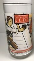 Vintage 1983 Star Wars Return of the Jedi Burger King Drinking Glass Han Solo