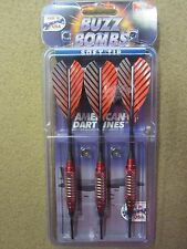 New listing Buzz Bombs Soft Tip Darts Red 18g 18BBM w/ FREE Shipping