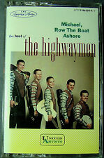 Best Of The Highwaymen:EMI Legendary Masters (Cassette, 1992) NEW