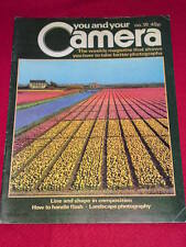 YOU AND YOUR CAMERA #10 - LANDSCAPE PHOTOGRAPHY - June 28 1979