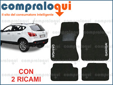 Tappeti Tappetini per auto Nissan Qashqai 1 I 2007-2014 CACZA0303