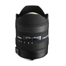 Sigma 8-16mm f/4.5-5.6 DC Lens for Canon EF-S