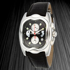 Chronotech Italian Designer Chronograph Mens Watch / MSRP $1,000.00