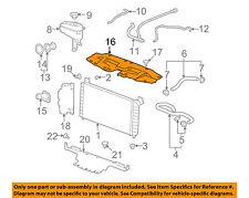GM OEM Radiator-Upper Panel 22737376