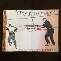 Raymond Pettibon RARE t-shirt