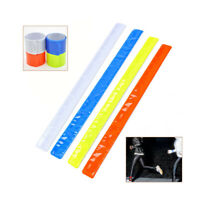 Cycling Bicycle Bike Arm Leg Pant Reflective Band Strap Belt Safety Reflector