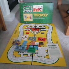 Vintage Waddingtons Totopoly Horse Racing Board Game 1978 100% Complete