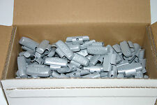 50 x 20g COATED ZINC KNOCK-ON BALANCE WEIGHTS FOR ALLOY WHEELS MADE IN GERMANY