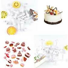 XMAS Mold Pastry Baking Cooking Decoration Spring Pressed Cake Biscuit Mould DIY