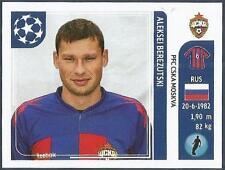 PANINI UEFA CHAMPIONS LEAGUE 2011-12- #092-CSKA MOSCOW-ALEKSEI BEREZUTSKI