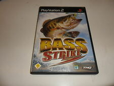 PLAYSTATION 2 PS 2 Bass STRIKE