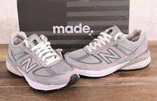 New Balance Women's W990GL5 Running Shoe Size 7 B MED Gray/Silver USA Made NWT