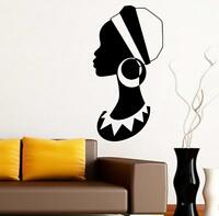 African People Removable Wall Stickers Home Bedroom Decal Vinyl Decor Baby Room