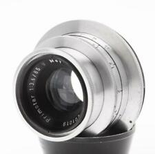 Meyer Gorlitz Primotar 85mm F/3.5 Lens Primaflex Mount