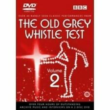 THE OLD GREY WHISTLE TEST VOL 2 DVD NEW SEALED 30 TRACKS WHO JUDEE SILL LOFGREN