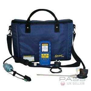 *Genuine* Anton Sprint Pro1 Multifunction Flue Gas Analyser + Calibration