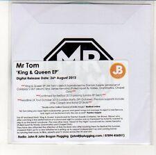 (EN422) Mr Tom, King & Queen - 2013 DJ CD