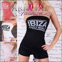 PLAYSUIT OVERALL romper SEXY JUMPSUIT playsuits casual wear PANTS TOPS WOMEN au