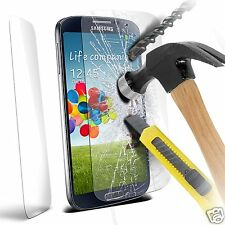 100 Genuine Tempered Glass LCD Screen Protector Film for Samsung Galaxy S4 Mini