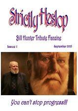 BILL HUNTER AUSTRALIAN ACTOR TRIBUTE FANZINE STRICTLY HESLOP (PDF COPY)