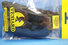 Patagonian HARES FEET (snowshoe-rabbit) 2 Stück Veniard BLACK