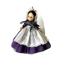 Vintage Madame Alexander Doll Little Women MARME Tagged #242 Outfit Vivid Color