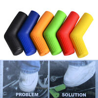 Motorcycle Rubber Shift Lever Sock Cover Boot Shoe Protector Saver Gear Shifter
