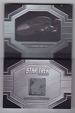 Star Trek 50th Anniversary USS Enterprise NCC-1071-E 6 Case Incentive Relic QTY