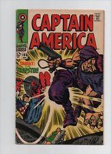 Captain America #108 - Rescue Of Sharon Carter - (Grade 6.0) 1968