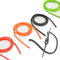 9 Feet/ 3M Archery Peep Sight Replacement Tubing Rubber Tube Compound Bow DIY