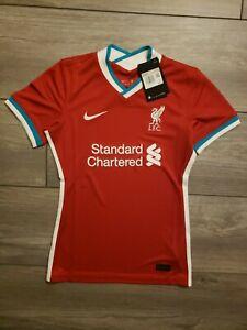 Nike Liverpool Jersey Women's XS Home 20/21 CZ2641-687 YNWA